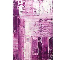 Purple surface Photographic Print