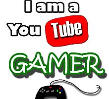 I am a YouTube GAMER by SennenChibi