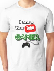 I am a YouTube GAMER T-Shirt