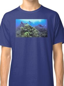 THE DIVE GUIDE Classic T-Shirt