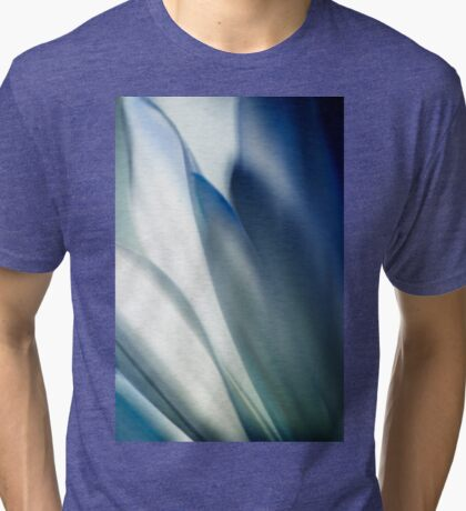 Blue Whisper Tri-blend T-Shirt