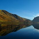 Buttermere Reflections by JMChown