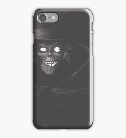 The Hatbox Ghost  iPhone Case/Skin