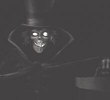 The Hatbox Ghost  by mayabug