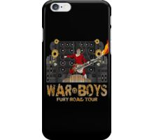 The Coma-Doof Warrior Rides Again! iPhone Case/Skin