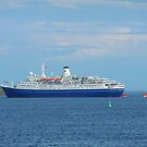 The Marco Polo - Stornoway Harbour by MidnightMelody