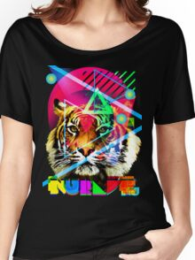 NU TIGER Women's Relaxed Fit T-Shirt