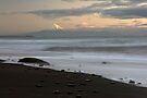 Mt Taranaki. by Michael Treloar