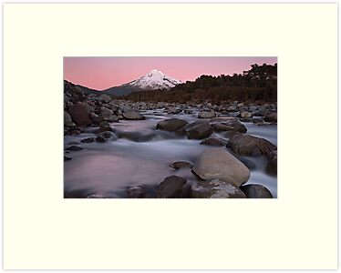 Taranaki Dreaming by Michael Treloar