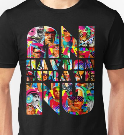 NU-RAVE-NU Unisex T-Shirt