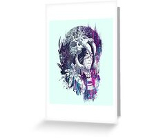 Shaman II Greeting Card