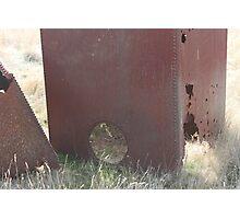 Rustic Box Photographic Print