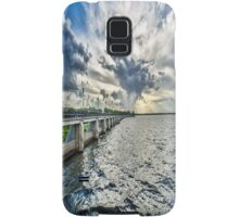 And The Sky Went Boom ! Samsung Galaxy Case/Skin