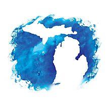 Pure Michigan Photographic Print