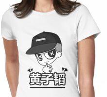 ZI TAO - EXO Womens Fitted T-Shirt