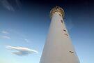 Castle Point Lighthouse. by Michael Treloar
