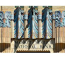 Philadelphia: Market Street National Bank Photographic Print