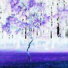 Purple Rain .... by Sharon House
