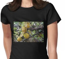 Quince Delight Womens Fitted T-Shirt