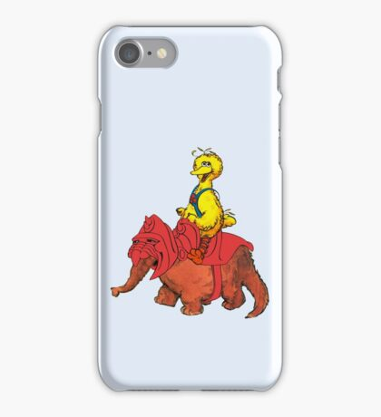He-Bird and Battle Snuffy iPhone Case/Skin