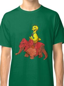 He-Bird and Battle Snuffy Classic T-Shirt