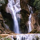 The water falls... by indiafrank