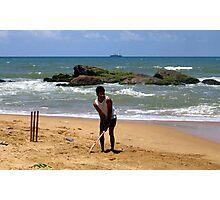 Cricket, lovely cricket ... Photographic Print