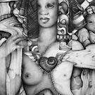 Birth of Attis by BeataViscera