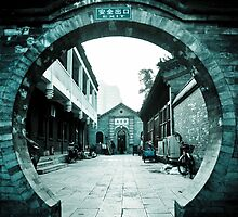 Welcome Circle by bendyphoto