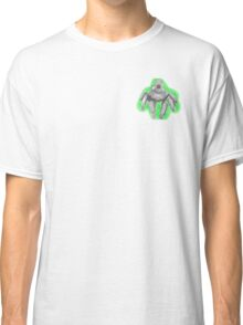 Mono Robot Wants Love Classic T-Shirt