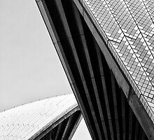 Sydney's Iconic Opera House by Simon Le