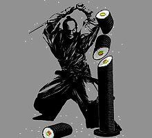 Sushi Slasher by angrymonk