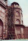 Red Fort, Delhi by John Douglas