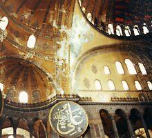 Hagia Sophia by John Douglas