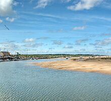 Wells-Next-The-Sea by John Edwards