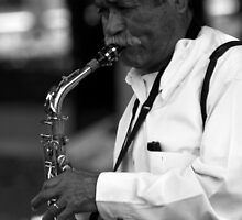 Mexican Saxophone by HeatherEllis