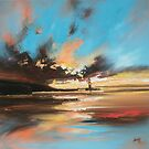 Scottish Contemporary Landscape Painting by scottnaismith