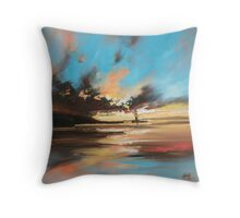 Tobermory Lighthouse Throw Pillow