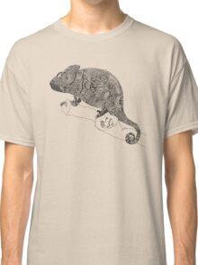 Karma Chameleon Zentangle Classic T-Shirt