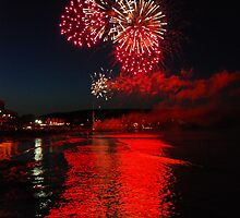 Fireworks by Mark Curry