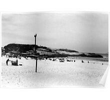 Arpoador Beach Poster