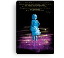 Shores of the Cosmic Ocean Canvas Print