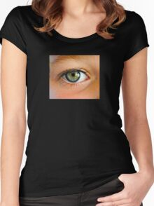 Baby Eye Women's Fitted Scoop T-Shirt