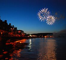 Carnival week at Swanage by Mark Curry
