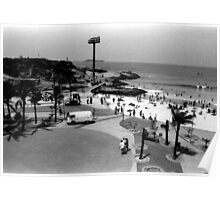 Devil's Beach and Arpoador Square Poster