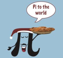 Pi to the world by HereticWear