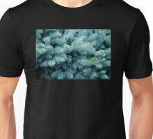 Prickly Blue Bush Unisex T-Shirt