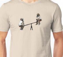 Kids IN GAss MAsks Unisex T-Shirt