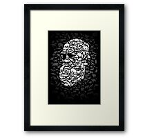 Darwin; Endless Forms Framed Print