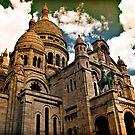 Montmartre_Paris by 10dier